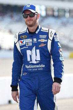 Dale Jr. |Source: Patrick Smith/Getty Images North America — at Richmond International Raceway.