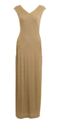 ALEX EVENING VINTAGE GOLD GOWN, I have this in a size 8 if anyone is interested in buying it.  :-)  Excellent condition.