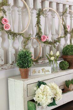 447 best Spring & Easter Decor Ideas images on Pinterest in 2018 ...