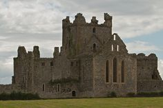 Dunbrody Abbey, Co Wexford thank you for posting this, it's perfect for my oh the places ill go board Early Christian, Ireland Travel, Beautiful Buildings, Cathedrals, Abandoned Places, Barcelona Cathedral, Castles, Medieval, Irish