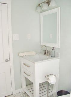 16 best sherwin williams sea salt images bathroom colors bathroom rh pinterest com