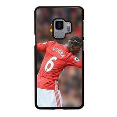 PAUL POGBA DAB MANCHESTER UNITED Samsung Galaxy S4 S5 S6 S7 S8 S9 Edge Plus Note 3 4 5 8 Case Cover
