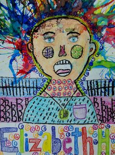 Ardith's Art Journal: Week Two with Kandinsky and Art Centers!
