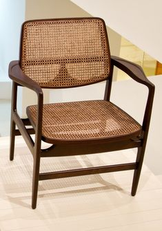 Oscar armchair by Sergio Rodrigues. Available at ESPASSO. Midcentury modern Brazilian design.