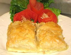 This cheese burek recipe has been Americanized with the addition of Jack cheese to the filling, but it is a delicious variation on the Balkan favorite.