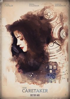 Doctor Who - The Caretaker by foreverclassic.deviantart.com on @DeviantArt