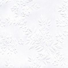 <br><br>Englische Papier - Prägetapete Leora - überstreichbar.   Tapeten Stoffe Gardinen im engl.,schwed. & franz. Landhausstil & von Laura Ashley