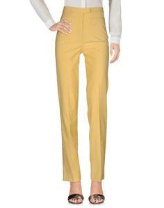 Prezzi e Sconti: #Gunex pantalone donna Giallo  ad Euro 68.00 in #Gunex #Donna pantaloni pantaloni