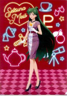 Sailor Pluto, Sailor Mars, Arte Sailor Moon, Sailor Moon Manga, Sailor Jupiter, Sailor Moon Crystal, Sailor Moon Halloween, Sailor Saturno, Sailor Moon Personajes