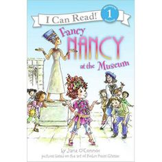 $16.99 - Oh she?s so fancy!In this story, join Nancy?s class on a trip to the art museum. Even after a bumpy bus ride, Nancy finds a way to make the day extra fancy! Throughout the story, play learning activities that help build vocabulary and reading comprehension skills. Plus, connect the Tag Reader online to the Leapfrog® Learning Path to see what your child is learning. In this story, join Nancy?s class on a trip to the art museum. Even after a bumpy bus ride, Nancy finds a way to…
