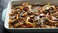 Pizza Snacks, Kung Pao Chicken, Japchae, Easy, Food And Drink, Pork, Beef, Dinner, Cooking