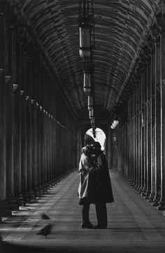 Venice 1959. Photo by Gianni Bardengo Gardin.