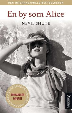 En by som Alice - Nevil Shute Ragnhild Eikli Nevil Shute, Norway, Alice, Books, Movie Posters, Movies, Art, Art Background, Libros