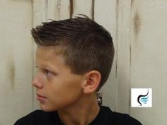 Trendy Guys Side Faux Hawk For Short Hairstyles For Boys - YouTube
