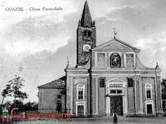 Chiesa Parrocchiale di Santa Maria del Pino (Coazze)