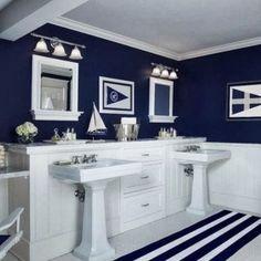 nautical bathroom decor pinterest nautical bathroom decor rh pinterest com
