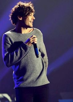 Sweaty Louis is one of the cutest Louis forms