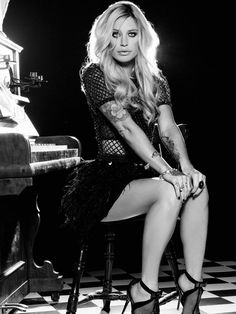 """Gin Wigmore. Her voice is unique and will lure you in. """"Kill of the night"""", """"black sheep"""" and """"Man like that""""  Dark. Edgy. Fun. !!"""
