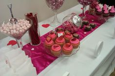 Sweet Treat Tables