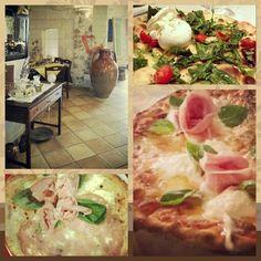 Pizzeria La Giara.