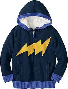 Getting Warmer Sherpa Lined Sweater, $52 #boys #jacket #fashion