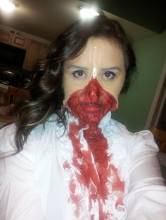 Zipper face!