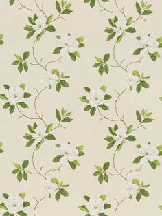 Sweet Bay fabric by Sanderson