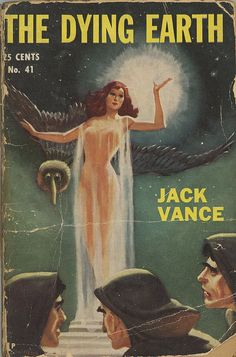 The Dying Earth - Jack Vance Book Covers |Getty Collection .