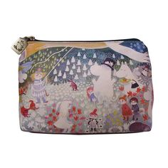 Moomin a Dangerous Journey make up bag by Disaster Designs - The Official Moomin Shop  - 1