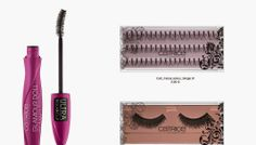 Carice+Lashes+&+Mascara Summer 2014, Mascara, Lashes, Spring, Black, Eyelashes, Black People, Mascaras