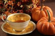 Autumn Tea . . .