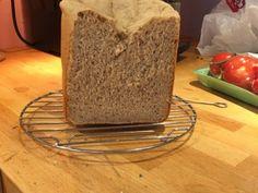 Superb Rye Bread (Bread Machine)