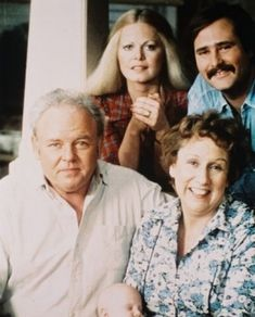 """All in the Family"" was both a controversial and groundbreaking show, which debuted as a mid season replacement on CBS January 12, 1971. It became a most influential show in television history and made a impact, changing American TV standards forever. All in the Family was a pioneer in changing TV satire into a more realistic, frank and hard hitting piece of entertainment."