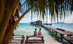 Koh Rong Island, coast of Cambodia...gotta get there before it's overrun by developers....