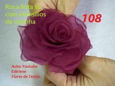 AULA 48: Que arame usar para fazer flores e como fazer a laçada da linha (atendendo pedidos) - YouTube