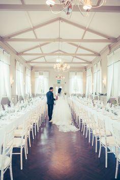 Angela and Praj's Morden Hall Wedding