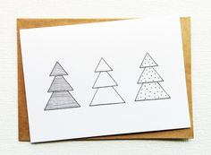 Christmas cards, Happy New Year card, Merry Christmas, Simple Christmas card, . Happy Christmas Day, Diy Christmas Cards, Xmas Cards, Simple Christmas, Christmas Art, Christmas And New Year, Diy Cards, Christmas Tree Illustration, Happy New Year Cards