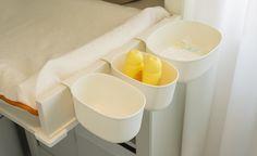 ... commode 4-delig  #IKEA #LangLeveVerandering #babykamer #baby #