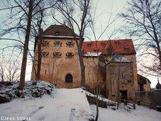 Burg Rabeneck in der Fränkischen Schweiz   Kult-Urzeit