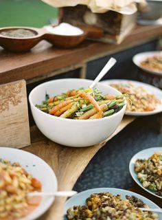 Food Bar Ideas for Your Wedding | Brides