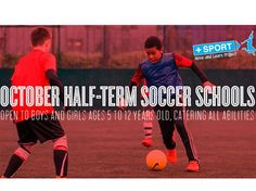 Booking open for CST October Soccer Schools