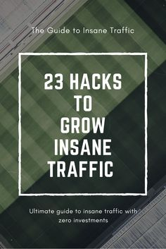 You go through books, blogs and of course advice from people around you before starting. You set everything right, get a well-designed content-rich website with your list of keywords. All you need now is TRAFFIC.  In this post, we are going to discuss 23 free ways by which you can generate traffic to your website or blog. Here we present the strategies that you can use to get instant traffic and backlinks, especially for your new website before your SEO kicks in. The strategies for SEO are…