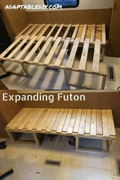 RV Expanding Futon