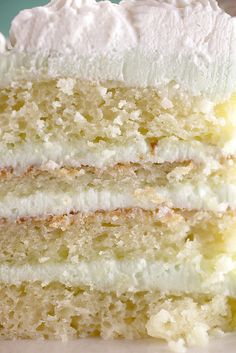 Key Lime Cream Cake by Bakerella, via Flickr
