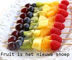 Fruit spiesjes