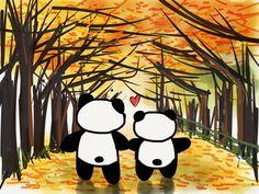A #Panda Stroll