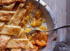 Four and Twenty Blackbirds Pie Recipe - Cinnamon Apricot Pie Recipe - Esquire