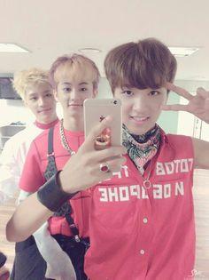 NCT127 | Taeil, Mark & Haechan