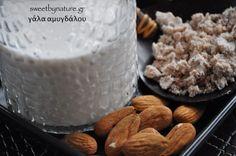 Η ΜΟΝΑΞΙΑ ΤΗΣ ΑΛΗΘΕΙΑΣ: Γάλα αμυγδάλου: Τα θρεπτικά του στοιχεία και πώς θ...