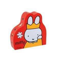 Miffy Boxed Castle Puzzle